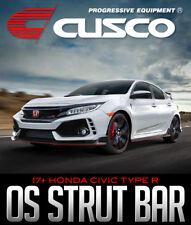 2017-2018 Honda Civic Type R Cusco Type OS Front Strut Bar NEW 3C4 540 A