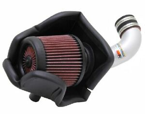K&N 69-1018TS Typhoon Induction Kit fits Honda Civic 1.5L 2011-16 fits Honda ...