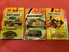 Matchbox Volkswagen Type 181 Transporter Beetle  #42 #57 #93 VW 1/64 Lot of 3