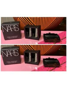 2 NARS Eyeliner Eye Lip Pencil Sharpener 2 Holes Dual dual-blade sharpening