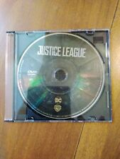 Justice League (Dvd Disc Only 2017)