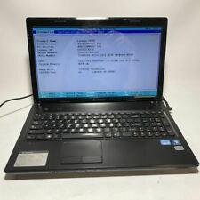 LENOVO G570 - INTEL CORE I3 2ND GEN, 4GB RAM, 500GB HDD