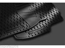 2009 - 2013 Mazda6 Mazda 6 Genuine OEM All weather Floor Mats set of 4