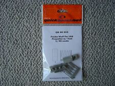 Quickboost 1/48 Fw189A corrected props, spinners and alignment jig (Great Wall)
