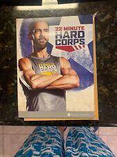 22 Minute Hard Corps Dvd Set Beachbody Program Tony Horton
