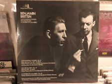 Benjamin Britten- Our Hunting Fathers LP- Peter Pears & LSO!!!!!