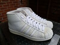 Adidas Pro Model Reflective Snake Snakeskin Mid high top Trainer Size 6 ref8P0