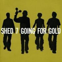 Shed Seven - Going For Gold The Greatest (NEW CD)