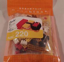 Kawada nanoblock Mini Sushi -  japan building toy block NEW NBC_220 Worldwide