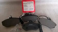 AUDI 80 90 100 200 FRONT BRAKE PADS BREMBO CLEARANCE ( fit quattro )