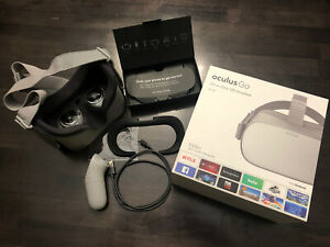 Oculus Go 32GB VR Headset.  Barely used. In original box.
