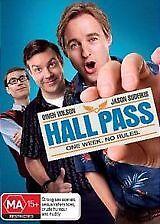 HALL PASS - BRAND NEW & SEALED REGION 4 DVD (OWEN WILSON, JASON SUDEKIS) COMEDY