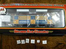 Atlas HO #6131-1 - 36' Wood Reefer Kingan's