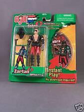 GI Joe Spy Troops Zartan - Mission Disc Action Figure