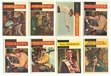1958 TV Westerns Gunsmoke Restless Gun etc. 16 different overall VG
