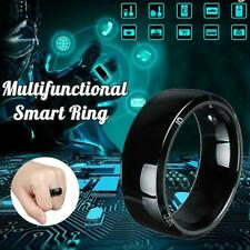 Waterproof NFC Smart Ring Wearable Magic Technology for Universal Android iOS