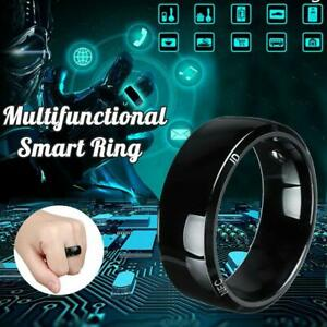 NFC Smart Ring Waterproof Wearable Intelligent Magic Technology for Android iOS