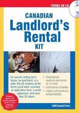 Canadian Landlord's Rental Kitforms On Cd 1551807688