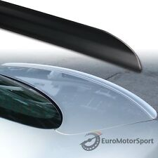 * Unpainted For Audi A4 B7 Cabriolet 07-08 Trunk Lip Spoiler R Type