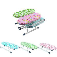 Mini Ironing Board Household Folding Collar Sleeve Cuffs Pleats Iron Board Stand