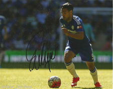 Chelsea FC Radamel Falcao Autographed Signed 8x10 Photo COA #1