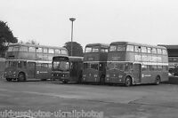 Southdown view Chichester Nov 1984 Bus Photo A10