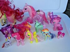 LOT OF MY LITTLE PONY figures E