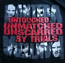 Vintage 90s Pantera Metal Band T shirt XL