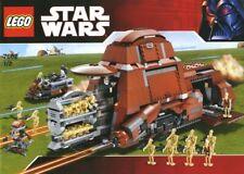 LEGO Star Wars EP1 Phantom Menace Trade Federation MTT (7662) Sealed !