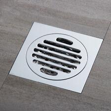 Doccia Quadrato Bagno Detergente Drenaggio Canale Pavimento Scarico capello