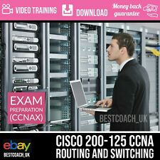Cisco 200-125 Ccna Routing and Switching Exam Preparation - Video Training