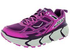 Womens New Hoka Challenger ATR Trail Running Shoes Size 10 Color Fushia/Plum