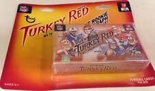 2014 TOPPS TURKEY RED FOOTBALL BOX PACK 1 AUTO PER BOX BORTLES Jimmy Garoppolo?