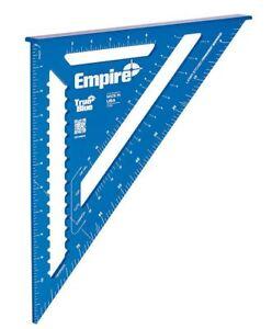 """Empire 12"""" 300mm True BLUE  Aluminium Quick Roofing Rafter Square 3992"""