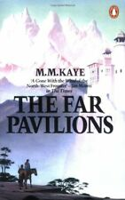 The Far Pavilions by Mary Margaret Kaye 0140048332 The Cheap Fast Free Post
