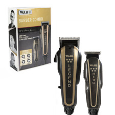 Barber Combo Wahl Professional 8180 5 Star Legend Clipper Hero T Blade Trimmer