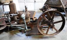 Antique Ward Love Crane Co Water Transfer Pump Hit Miss Engine Farm Barn Find