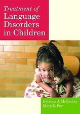 Cli: Treatment of Language Disorders in Children (2006, Mixed Media)