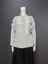 ESSENTIEL ANTWERP 100 % silk top / shirt / blouse  NEW with TAG size 40