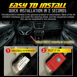 Fits 2004-2021 Chevy Colorado - Performance Tuner Chip Power Tuning Programmer