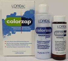 LOREAL COLORZAP Permanent Hair Color Remover Correction Set - 1 Application