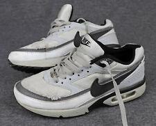Nike Air Max BW, Gr. 42, UK 7,5, Leder/Textil, Weiß, used, fertig