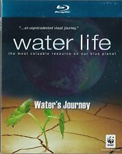 Water Life: Water's Journey (Blu-ray , 2009) aquatic ecosystems on 5 continent