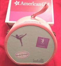 American Girl Isabelle's Dance Case NIB LE NRFB Slippers Bobby Pins Ballet