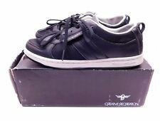 Creative Recreation Dicoco Lo Top Black Canvas - CR39Lo28 - Size 8.5 Mens Shoes