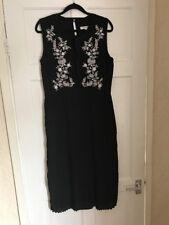 "Nanette Lepore ""Very Black Bella Donna"" Dress... BNWT- UK 10/ EUR 36/ US 6."