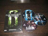 Il Treno Del Horror - Dolls - Notte Infernal DVD Tre Film De Horror