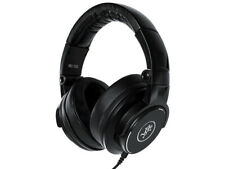Mackie MC-150 Headphones for Studio Monitoring,Dj and Home Recording Bundle with