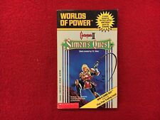 Worlds of Power Castlevania Simon's Quest 1990 w/ ULTRA RARE MINT Trading Card!