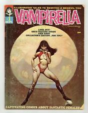 Vampirella #1 VG- 3.5 1969